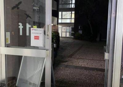 Hygienekonzept im NeuroCentrum am Kreiskrankenhaus