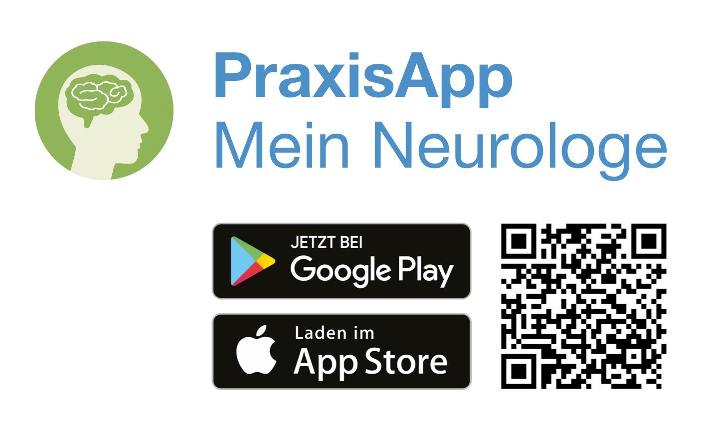 """PraxisApp """"Mein Neurologe"""""""